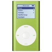 m943411a(R): Apple Apple 4GB Ipod Mini (Green)