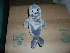 Ty Slippery Seal