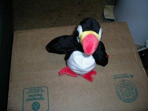 Ty Puffer Bird