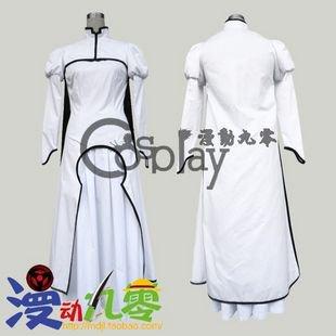Bleach Inoue Orihime Cosplay Costume