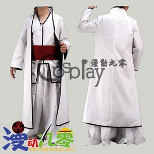 Bleach Aizen Sousuke Cosplay Costume