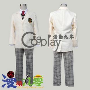 The Prince of Tennis Hyotei Gakuen School Uniform Cosplay Costume