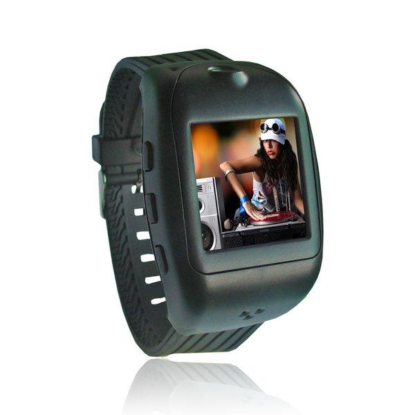 Digital Watch with 2MP Camera