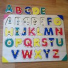 Alphabet Wood Word Puzzle