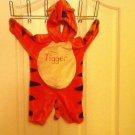 BABY TIGER TIGGER ONE PIECE COSTUME SZ 6-9M BY DISNEY BABY