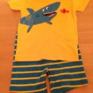 Baby Pajama Set Shark Sz 24m
