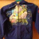 Disney Hoodie Buzz Lightyear Sz 5