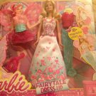 Barbie Fairytale Dress Up 18+ Mix And Match Looks Brand New In The Box