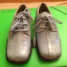 Boys Ligth Blue Dress/ Formal Shoes Sz 7 1/2 By Hugo Vitelli New No Box