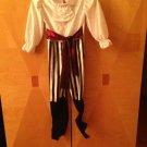 Baby Pirate Costume Sz 2-3T