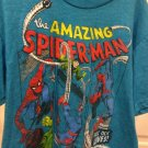 Marvel The AmaZing Spiderman T Shirt Sz Xs