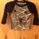 Baby Gray Spider Top By GAP Sz 18-24 M