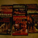 13 lots of classic DVD's