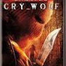 Cry Wolf cry wolf dvd