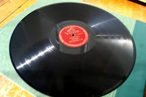 """Aufenthalt & Ave Maria Red Seal Victor Record 78rpm 12"""" 14210 Marian Anderson"""