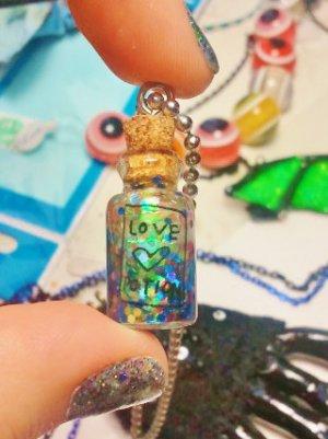 love potion necklace