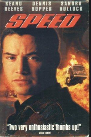 SPEED - SEALED MOVIE ( VHS )