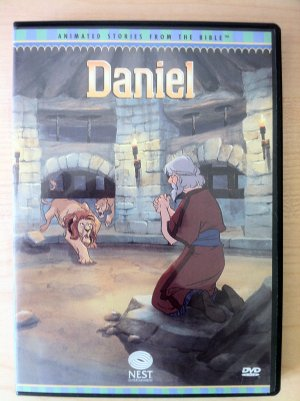 Daniel Animated Stories from the New Testament On Interactive DVD