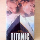TITANIC MOVIE (VHS, 1998, 2-Tape Set)