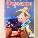 Pinocchio (Disney Masterpiece Restored VHS, 1993)