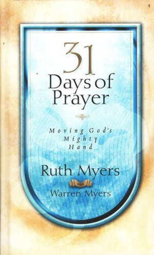 31 Days Prayer - Hardcover Book