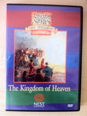 Kingdom Of Heaven Video On Interactive DVD