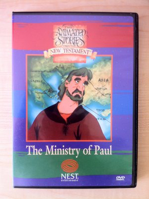 Ministry Of Paul Video On Interactive DVD