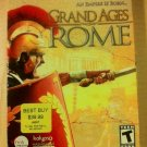 Grand Ages Rome PC DVD Games For Windows