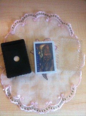 Egyptian Playing Cards king Tutankhamun