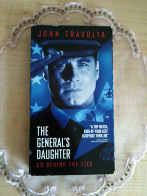 The General's Daughter (VHS, 2000, Special Edition)