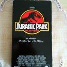 JURASSIC PARK ( Part 1 ) - VHS