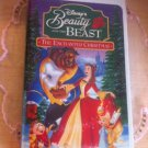 Beauty and the Beast: An Enchanted Christmas (animation) - VHS