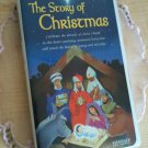 THE STORY OF CHRISTMAS VHS