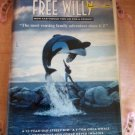 FREE WILLY VHS CLAMSHELL