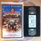JUMANJI - VHS - Robin Williams