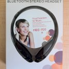 Wireless Stereo Bluetooth Headset Headphones, Lightweight W/ Volume Control