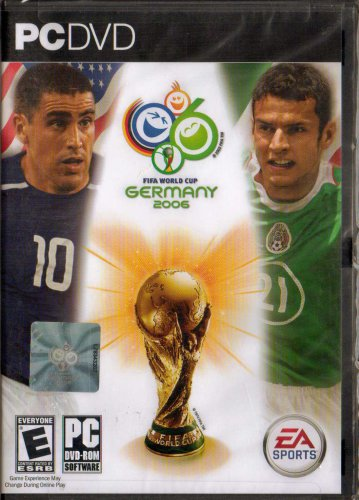 2006 FIFA World Cup (PC, 2006) Game - thick dvd case used