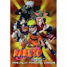 Naruto Ninja Ranks Complete Base Card Set 72 cards