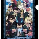 Blue Exorcist (Ao no Exorcist) Group Clear File Folder
