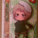 Axis Powers Hetalia APH Trading card # 14 SWITZERLAND