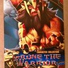Thundercats Trading Card #1-16 Grune