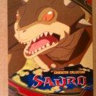 Thundercats Trading Card #1-23 Sauro