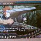 Thundercats Trading Card #1-53 Sword Lessons