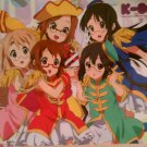 K-ON! Double-sided Clear File # 3