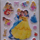 Disney Princess's Sticker Sheet