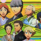 Persona 4 Double-sided Clear File Folder official anime promo