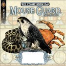 Free Comic Book Day 2011 Mouse Guard/Dark Crystal Flipbook