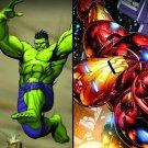 Iron Man/Hulk Sampler (2008)