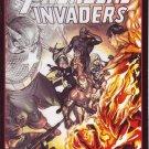 Avengers/Invaders Sketchbook (2008) Marvel Comics
