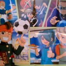 Inazuma Elven Episode Guide Booklet Poster